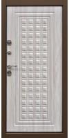 Двери Форпост /  Входная дверь КОНТУР Беленый Дуб