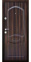 Двери Форпост /  Входная дверь ЭКСТРА Темный Орех