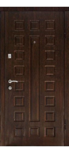 """Двери Форпост /  Входная дверь """"ЛЮКС"""" (БЕЛЁНЫЙ ДУБ)"""