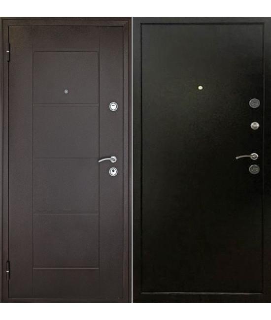 Входная дверь Форпост Квадро (Металл/Металл)