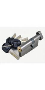 Форпост цилиндр 35*55мм ключ/вертушка