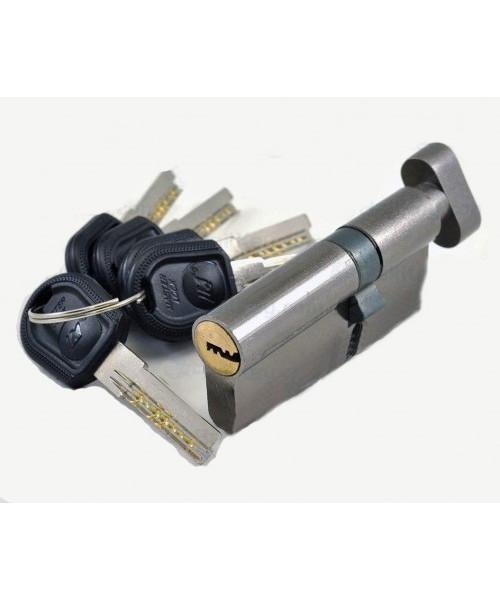 Форпост цилиндр 47*30мм ключ/вертушка