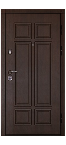 Двери Форпост /  Входная дверь ДК КОНСУЛ B