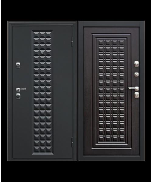 Входная дверь КОНТУР Венге