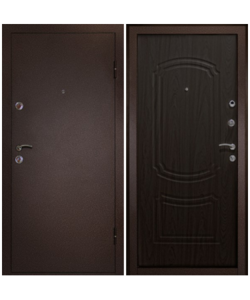 Входная дверь Дверной континент ФАВОРИТ ВЕНГЕ