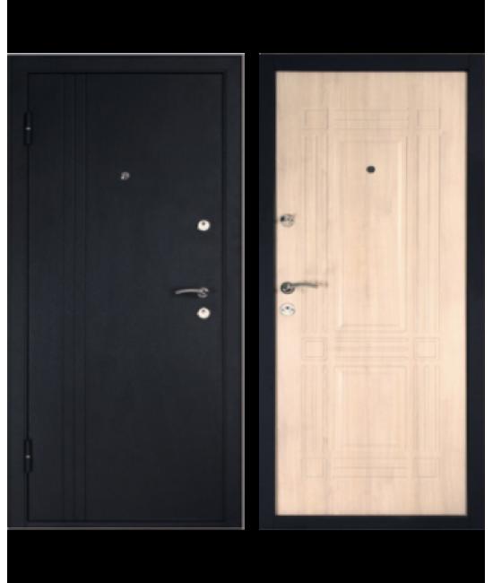 Двери Форпост /  Входная дверь ДК ЛАЙН БЕЛЕНЫЙ ДУБ
