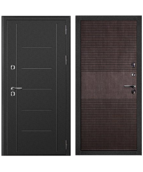 Входная дверь ТЕРМАЛЬ венге - с терморазрывом