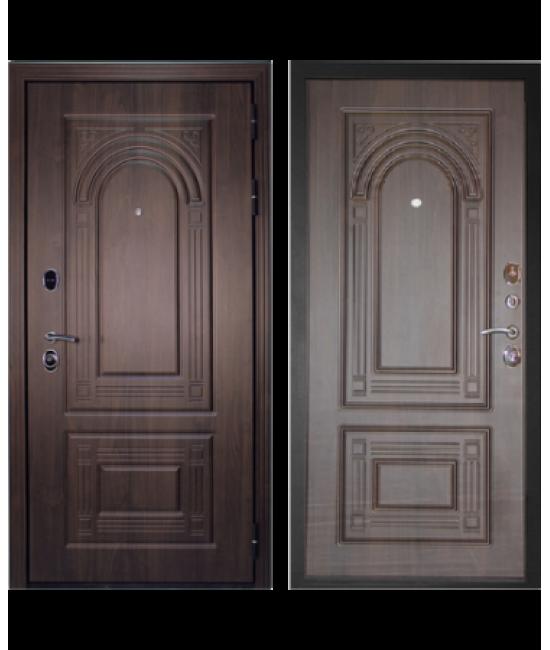 Двери Форпост /  Входная дверь ДК ФЛОРЕНЦИЯ орех мокко
