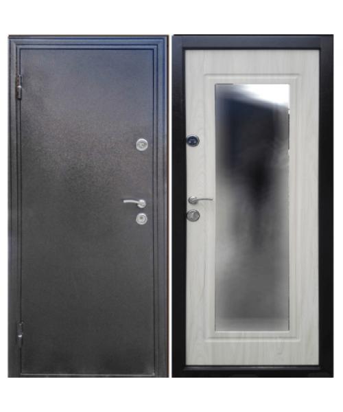 Входная дверь ДК Элегия зеркало