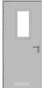 Противопожарная дверь ДПМО-1