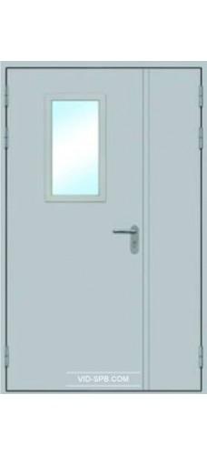 Двери Форпост /  Противопожарная дверь ДПМО-2