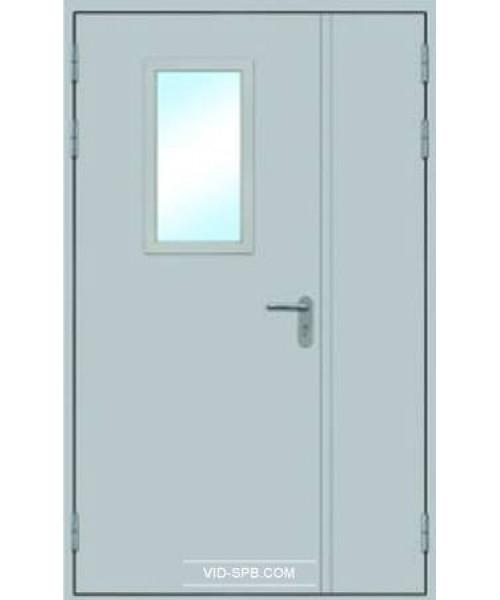 Противопожарная дверь ДПМО-2