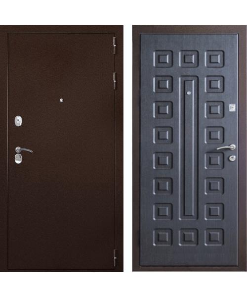 """Входная дверь ДК """"ГАРАНТ-1"""" (Эко венге)"""
